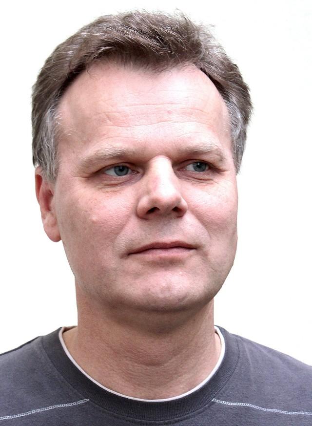 Wojciech Chyła z Grudziądza jest radnym niezrzeszonym.