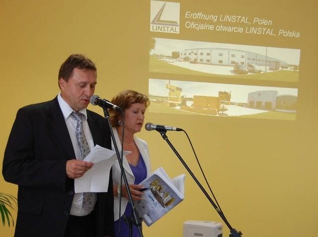 Nemak Volkmar, prezes Linstal zapewnia, że firma radzi sobie mimo kryzysu