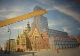 Tak mógł wyglądać wrocławski Rynek! Dni Architektury Maxa Berga (ZDJĘCIA)
