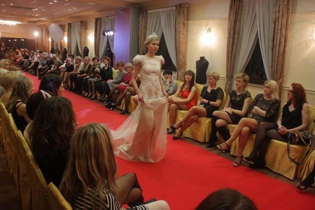 Pokaz mody projektantki Ewy Kyrcz