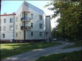 Dom pomocy społecznej przy ul. Świerkowej 9 w Białymstoku