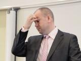 Szef CBA, Paweł Wojtunik,  odwiedził Wydział Prawa (wideo)