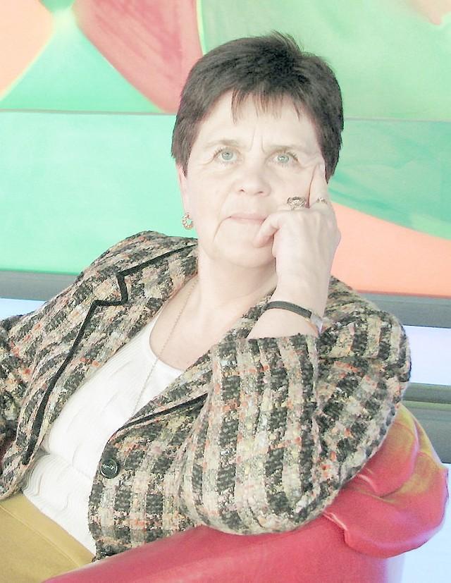 Marta Kowaliszyn: - Nieróbstwo było  dla mnie nie do zniesienia