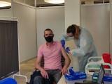 Wieliczka. Otwarto drugi w mieście punkt szczepień powszechnych – w szybie Regis