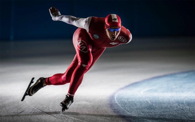 Mistrz olimpijski Zbigniew Bródka będzie walczył o punkty Pucharu Świata w Tomaszowie Mazowieckim