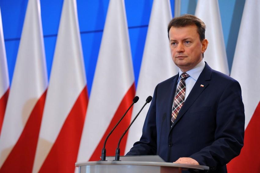 Mariusz Błaszczak: W lipcu zostanie przywrócona kontrola na granicach