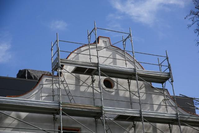 Trwa ostatni etap prac na budowie nowej siedziby Teatru KTO