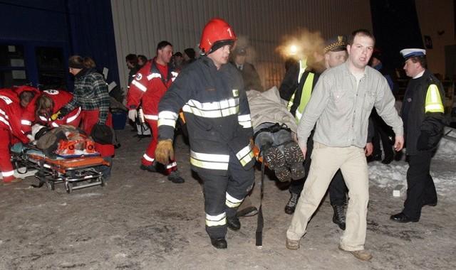 Katastrofa hali MTK Katowice