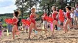 Słoneczny Patrol na otwarciu plaży miejskiej i inauguracji letniego sezonu w Sępólnie Krajeńskim