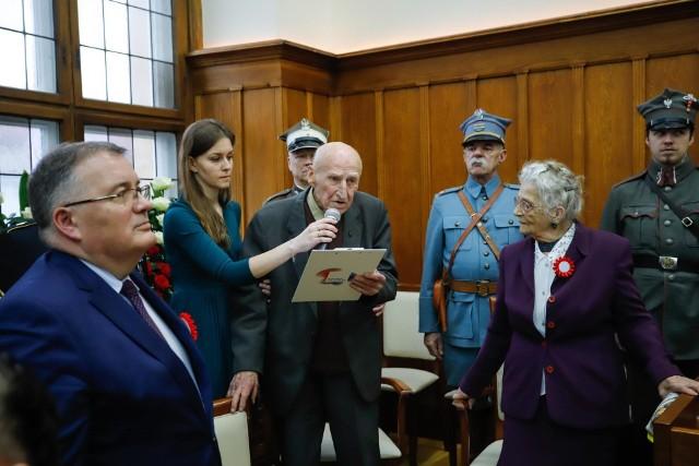 Nie żyje Maksymilian Kasprzak - żołnierz przedwojennego 8. Pułku Strzelców Konnych w Chełmnie
