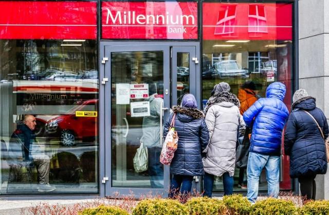 Proponowane przez Millenium rozwiązanie różni się od tego zaproponowanego przez Komisję Nadzoru Finansowego.