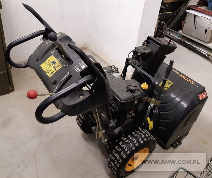 Odśnieżarka spalinowa SB 240B (silnik 4,1 KW, sprawna...
