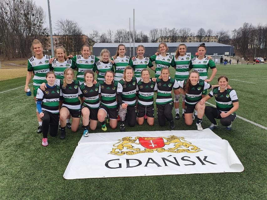 Rugby. Biało-Zielone z Gdańska wygrały turniej mistrzostw Polski w Rudzie Śląskiej