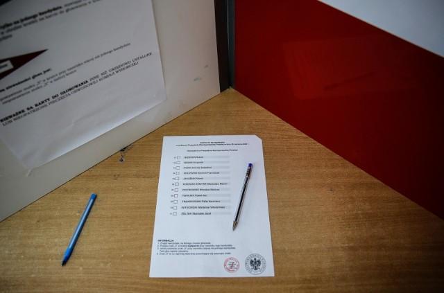 Hasła wyborcze, obelgi wobec przeciwnego kandydata, forma ekspresji. Co oznaczają dopiski wyborców na kartach wyborczych?