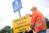 Świdnik: Na tym skrzyżowaniu nie obowiązuje już nakaz skrętu w prawo