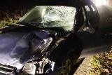 """Tragiczny wypadek w Zygmuntowie. 18-latka śmiertelnie potrąciła kobietę. """"Wjechała z całym impetem"""" [ZDJĘCIA]"""