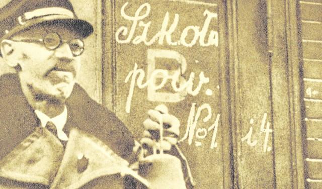 W lutym 1945 wybrzmiał pierwszy dzwonek przy Jarochowskiego