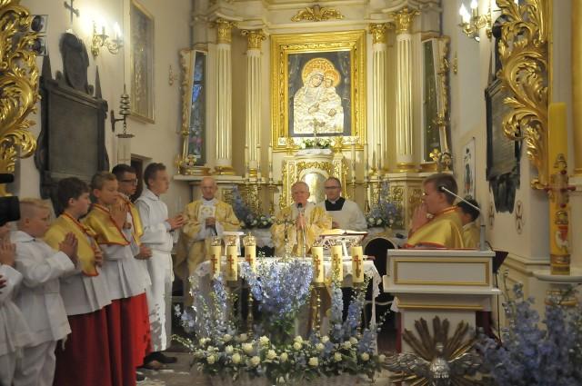 Metropolita abp ks. Marek Jędraszewski utworzył nowe Sanktuarium
