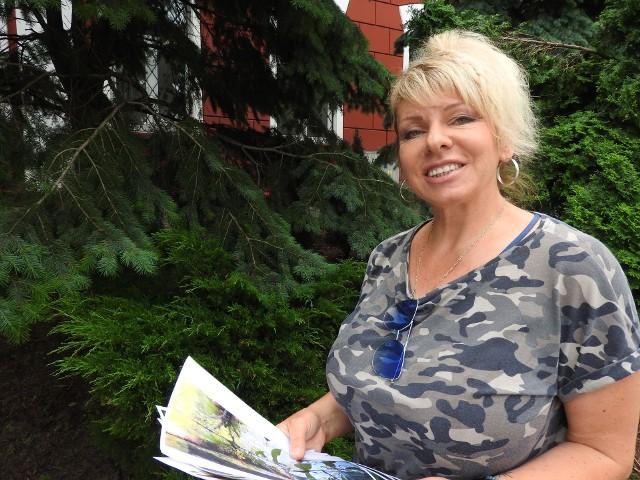 Marzanna Zalewska-Rutkowska uważa, że ścieżka mogłaby się stać atrakcją dla dzieci. - Las jest bardzo blisko Białegostoku. Mogłyby tu przychodzić uczniowie w ramach lekcji biologii - twierdzi.