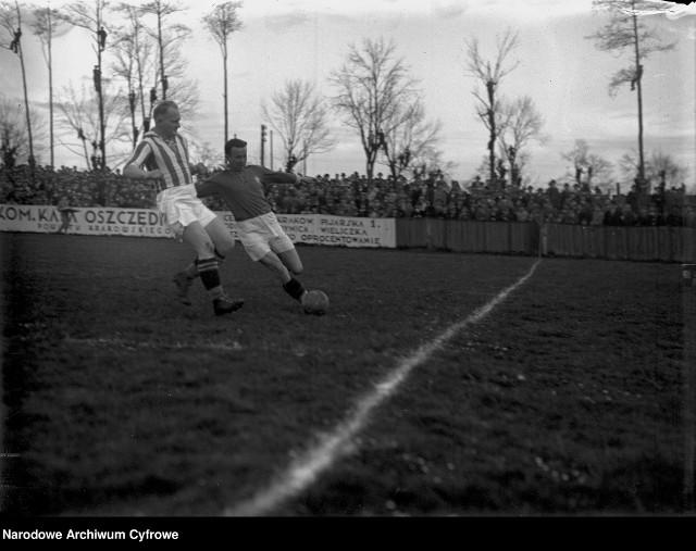 Derby Krakowa zawsze cieszyły się dużym zainteresowaniem, a na trybunach bywało niespokojnie już przed II wojną światową