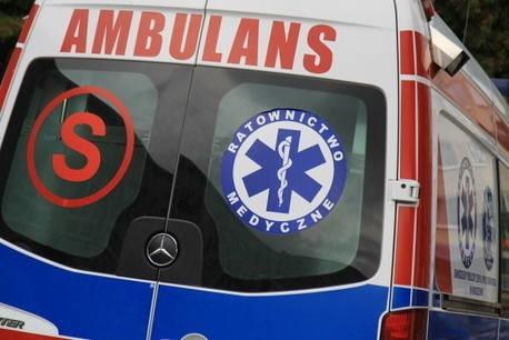 Niestety lekarzom nie udało się uratować życia kierowcy