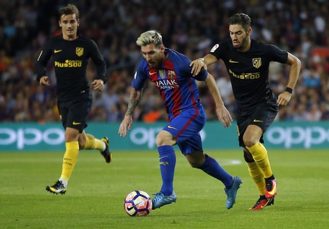 FC Barcelona  - Atletico Madryt 1:1