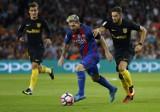 Liga hiszpańska. Podwójny pech Barcelony w meczu z Atletico. Straciła prowadzenie i Messiego