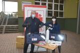 Respiratory od Caritasu dla Szpitala Wojskowego w Opolu oraz szpitala w Prudniku
