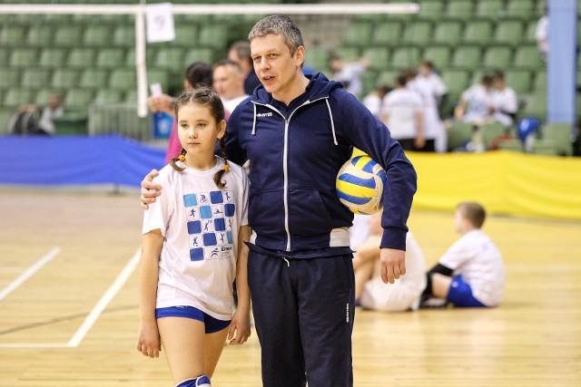 W poznańskiej Arenie młodzież ze szkół podstawowych może liczyć nie tylko na organizatorów, ale również na uwagi swoich opiekunów
