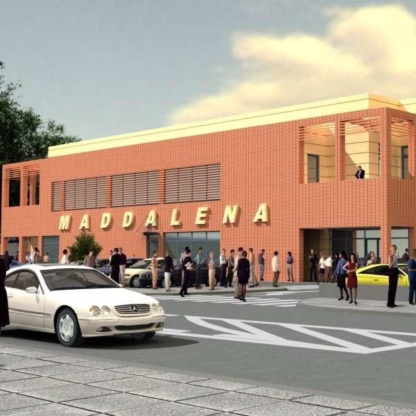 W miejscu wyburzonego kina powstać ma jednopiętrowy budynek, który będzie miał charakter handlowo-usługowy.
