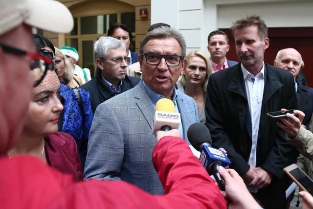 Komitet Rafała Dutkiewicza Sojusz dla Wrocławia. Lista do rady miejskiej [NAZWISKA]