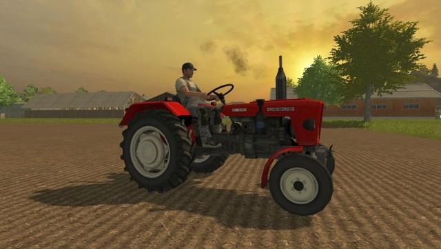 Farming Simulator 2013: Dodatek UrsusFarming Simulator 2013: Dodatek Ursus i model C-330