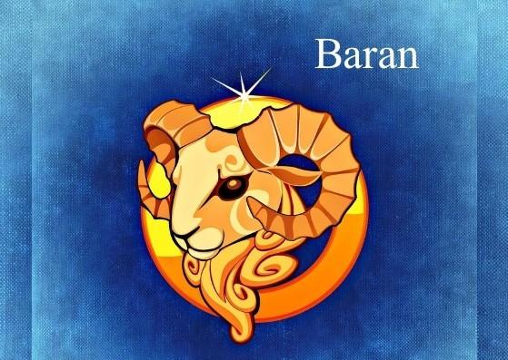 Baran (21 marzec - 20 kwietnia)...