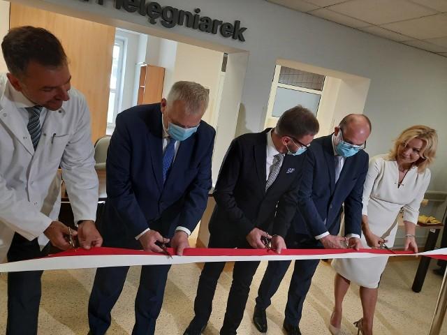 Otwarcie pododdziału urologii w Białostockim Centrum Onkologii