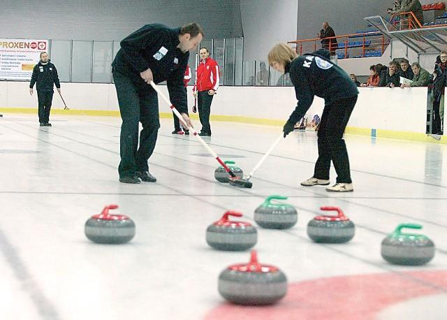 Mistrzostwa województwa w curlingu odbędą się w Bełchatowie