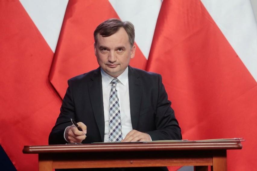 Sondaż: Co drugi Polak źle ocenia Zbigniewa Ziobrę jako ministra sprawiedliwości