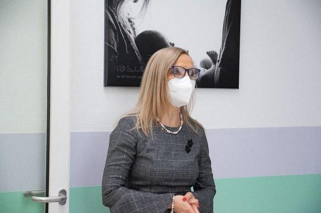 Dyrektor szpitala w Wysokiem Mazowieckiem została odwołana. Za miesiąc dowiemy się kto zastąpi doktor na stanowisku