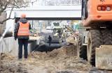 ZIELONA GÓRA: Prace przy wiadukcie nad ul. Batorego budzą wątpliwości wśród mieszkańców [ZDJĘCIA]