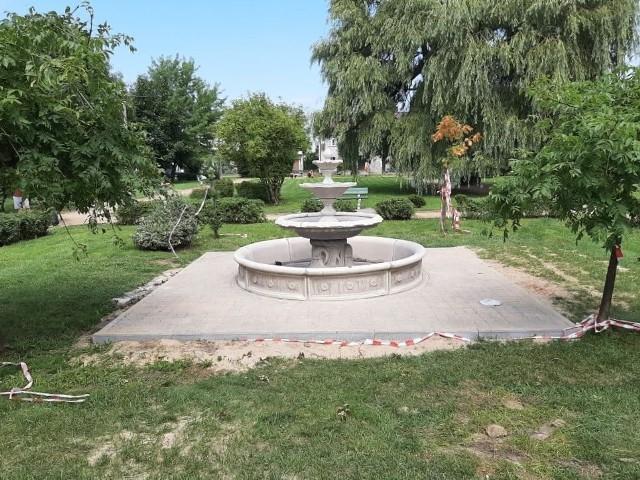W ubiegłym roku mieszkańcy zdecydowali, że w mieście pojawią się m.in. fontanny