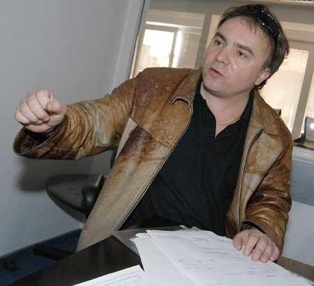 - DAD w podstępny sposób wprowadza ludzi w błąd i wyłudza ogromne pieniądze - ostrzega Jerzy Myszkal z Rzeszowa