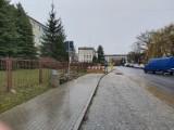 Utrudnienia komunikacyjne przy Szkole Podstawowej nr 3 w Brzezinach. Co się tam dzieje?