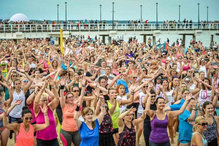 VII  Gdański Maraton Zumba Fitness w Brzeźnie