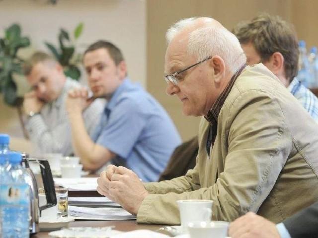 Marek Rubnikowicz spotkał się we wtorek z radnymi z komisji kultury