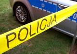Strzelanina w gminie Michałowice. Postrzelony gospodarz jednej z posesji trafił do szpitala