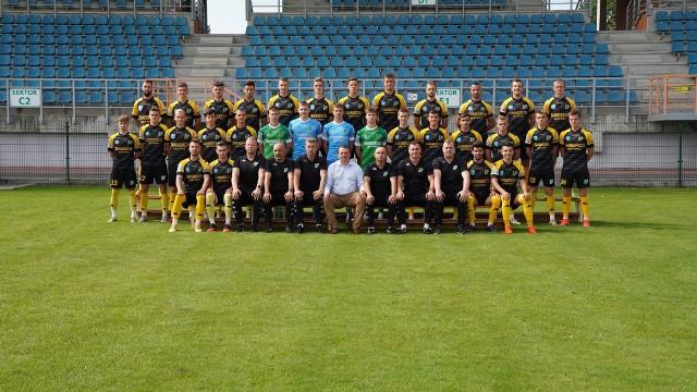 Oto kadra Siarki Tarnobrzeg na rundę jesienną sezonu 2021/22 w trzeciej lidze.