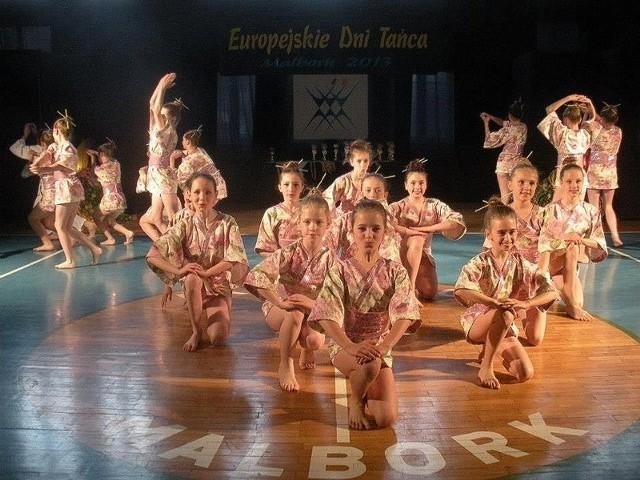 Zespół taneczny Trans jest artystyczną wizytówką Międzyrzecza i całego regionu.