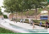 Kraków. Centrum miasta czeka wielka rewolucja. Planują zielone place, ulice ogrody i park kolejowy z rowerostradą