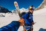 Andrzej Bargiel zjechał na nartach ze szczytu K2