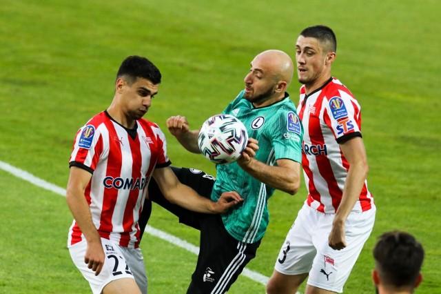 Legia nie zagra z Cracovią