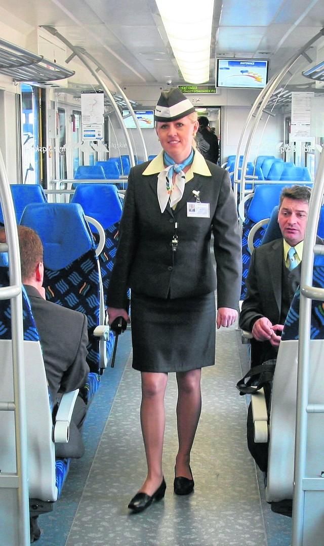 Nikt nie przeczy, że pociągi są nowoczesne i obsługa bez zarzutu. Cóż kiedy są w stanie obsłużyć tylkoczęść połączeń...